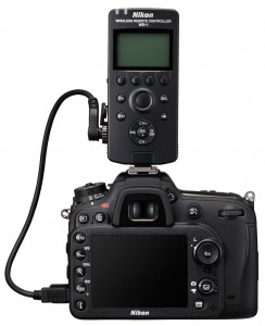 Nikon WR-1 on D7100