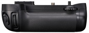 Nikon MB-D15 for D7100 Battery Grip front